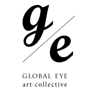 Logo: Handmade by Global Eye Art Collective, Kristen Cramer, Michael Robertson, Global Eye Photography, in Santa Ynez, California